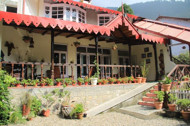 Swiss Cottage Nainital