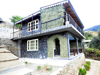 The Nest Cottages Nainital